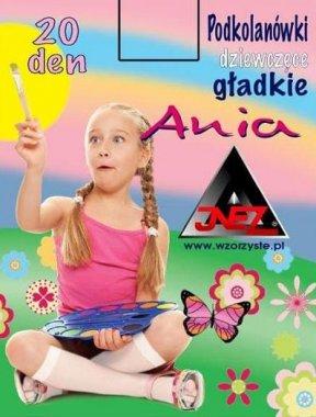 Ania podkolanówki 20 den